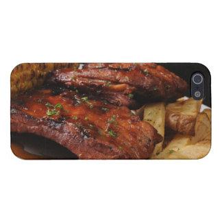 Feuer gegrillter Grill versieht iPhone 5 Kasten mi Etui Fürs iPhone 5
