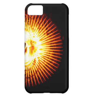Feuer iPhone 5C Hülle