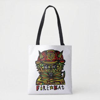Feuer Kat BuddaKats Alle ÜberTaschen-Tasche Tasche