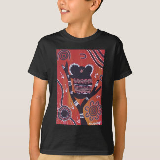 FEUER-KOALA T-Shirt
