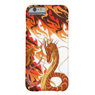 Feuer-Korallen-Drache Barely There iPhone 6 Hülle