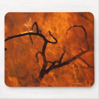 Feuer Mousepad