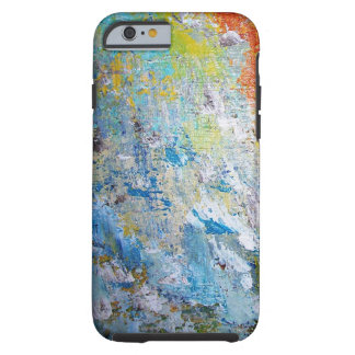 Feuer-Opal Tough iPhone 6 Hülle