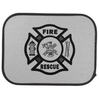 Feuer-Rettung Autofußmatte