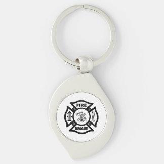 Feuer-Rettung Schlüsselanhänger