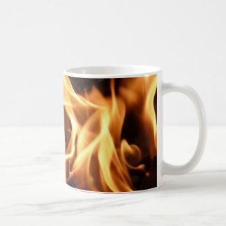 Feuer-Schale Kaffeetasse