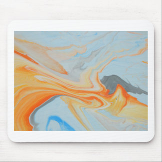 Feuer-Stange Mousepads