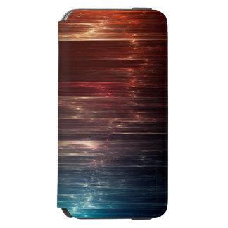Feuer-und Eis-Fall Incipio Watson™ iPhone 6 Geldbörsen Hülle