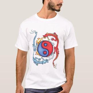 Feuer und Eis T-Shirt
