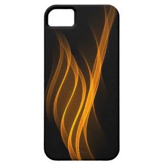 feuer und flamme iPhone 5 schutzhülle