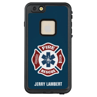 Feuer und Rettung LifeProof FRÄ' iPhone 6/6s Plus Hülle