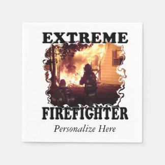 Feuerbekämpfendes Extrem Serviette
