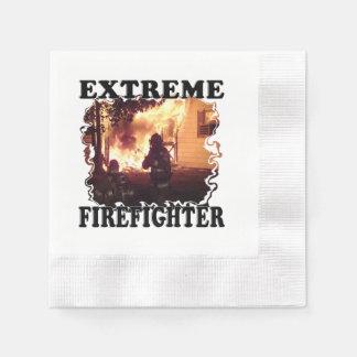 Feuerbekämpfendes Extrem Papierservietten