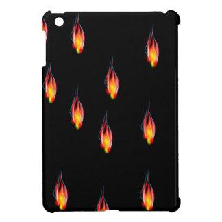 Feuerflammen iPad Mini Hülle