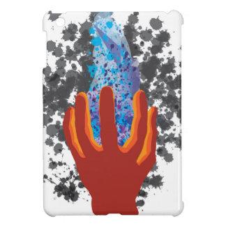 Feuerkugel iPad Mini Hülle