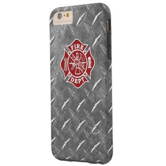 Feuern Sie Abteilung/Feuerwehrmann iPhone 6/6s Tough iPhone 6 Plus Hülle