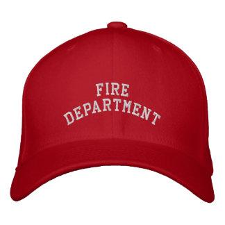 FEUERWEHR BESTICKTES CAP