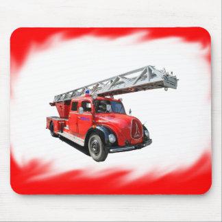Feuerwehr-Mousepad Mousepad