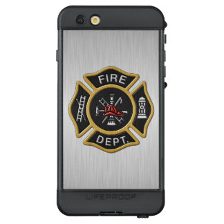 Feuerwehrmann-Abzeichen Deluxe LifeProof NÜÜD iPhone 6s Plus Hülle