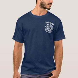 Feuerwehrmann-Aufgaben-Shirt T-Shirt