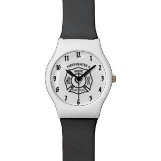 Feuerwehrmann-Ehefrau Uhr