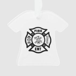 Feuerwehrmann EMT Ornament