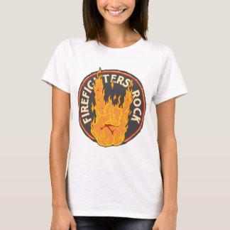 Feuerwehrmann-Felsen! T-Shirt