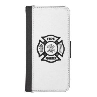 Feuerwehrmann Geldbeutel Hülle Für Das iPhone SE/5/5s