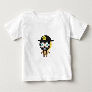 Feuerwehrmann - mein Erhaltungs-Park Baby T-shirt