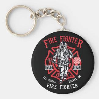 Feuerwehrmann | nicht alle Männer sind gleich Schlüsselanhänger