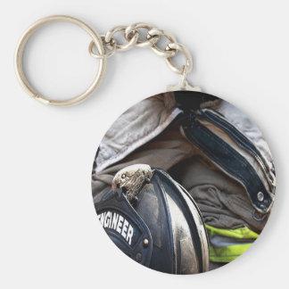 Feuerwehrmann Schlüsselanhänger
