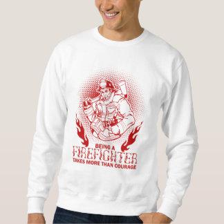 Feuerwehrmann Sweatshirt