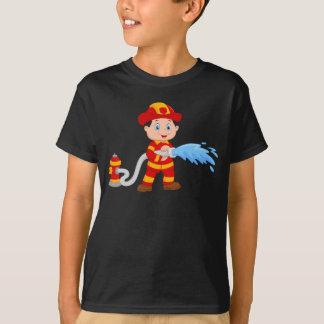 Feuerwehrmann T-Shirt
