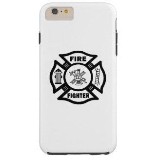 Feuerwehrmann Tough iPhone 6 Plus Hülle