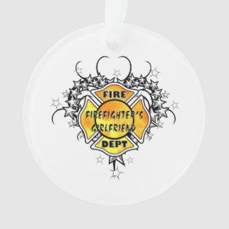 Feuerwehrmann-Weihnachtsverzierungen Ornament