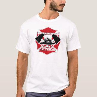 Feuerwehrmannfreundin T-Shirt