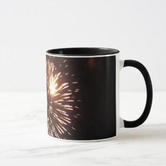 Feuerwerk-Tasse Tasse