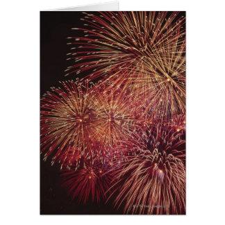 Feuerwerke 3 karte