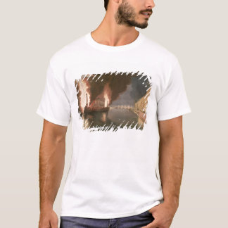 Feuerwerke auf der Seine T-Shirt
