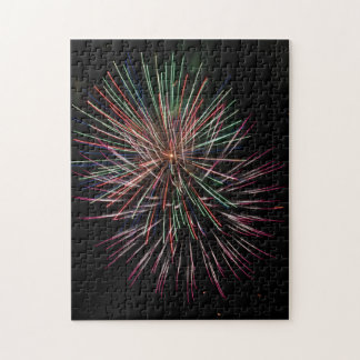 Feuerwerke Puzzle