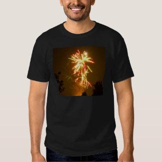 Feuerwerke unter dem Vollmond Shirt