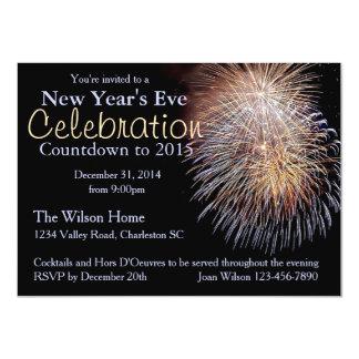 Feuerwerks-Einladung fertigen für Ihr Ereignis Karte