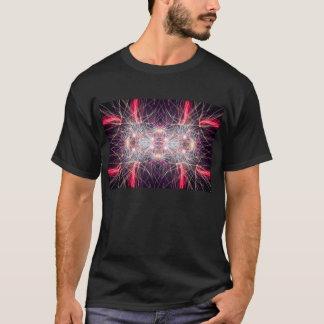 """Feuerwerks-Kunst: """"Unendlichkeit 888"""" T - Shirt"""