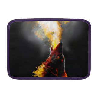 Feuerwolf MacBook Sleeve