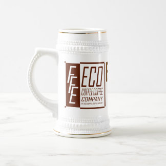 FFE ECO COFFEE COFFEE COMPANY BIERGLAS