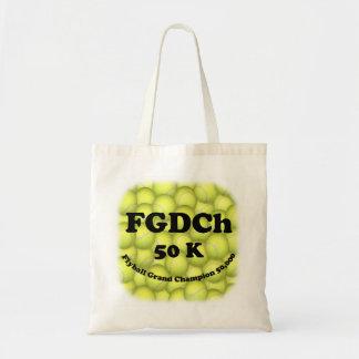 FGDCh 50K, Flyball Vorlagenbudget-Tasche Tragetasche