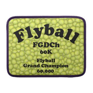FGDCh 60 K, Flyball großartiger Champion, 60.000 MacBook Sleeve