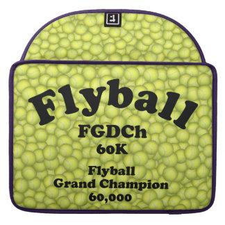FGDCh 60 K, Flyball großartiger Champion, 60.000 Sleeve Für MacBook Pro