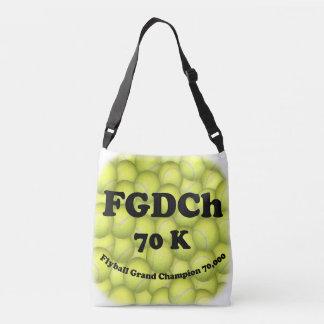FGDCh 70 K, Flyball großartiger Champion, 70.000 Tragetaschen Mit Langen Trägern