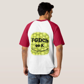 FGDCh 90 K, Flyball großartiger Champion, 90.000 T-shirt
